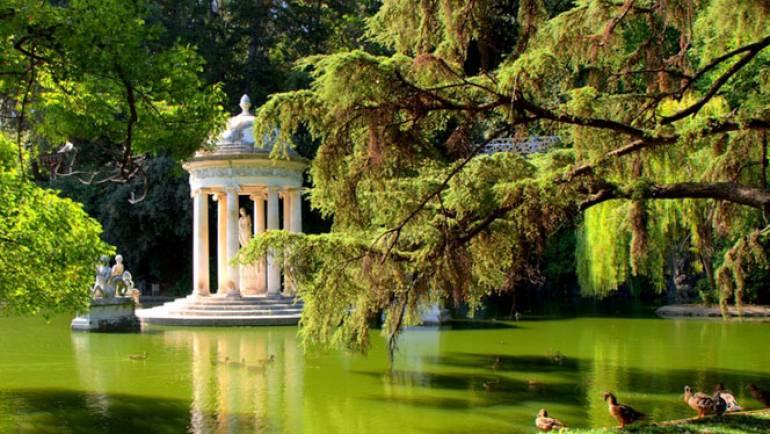 Gita al Giardino Durazzo Pallavicini