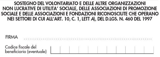 Dona il tuo 5x1000 - Società Italiana dell'Iris