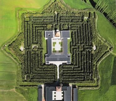 Visita al Labirinto della Masone
