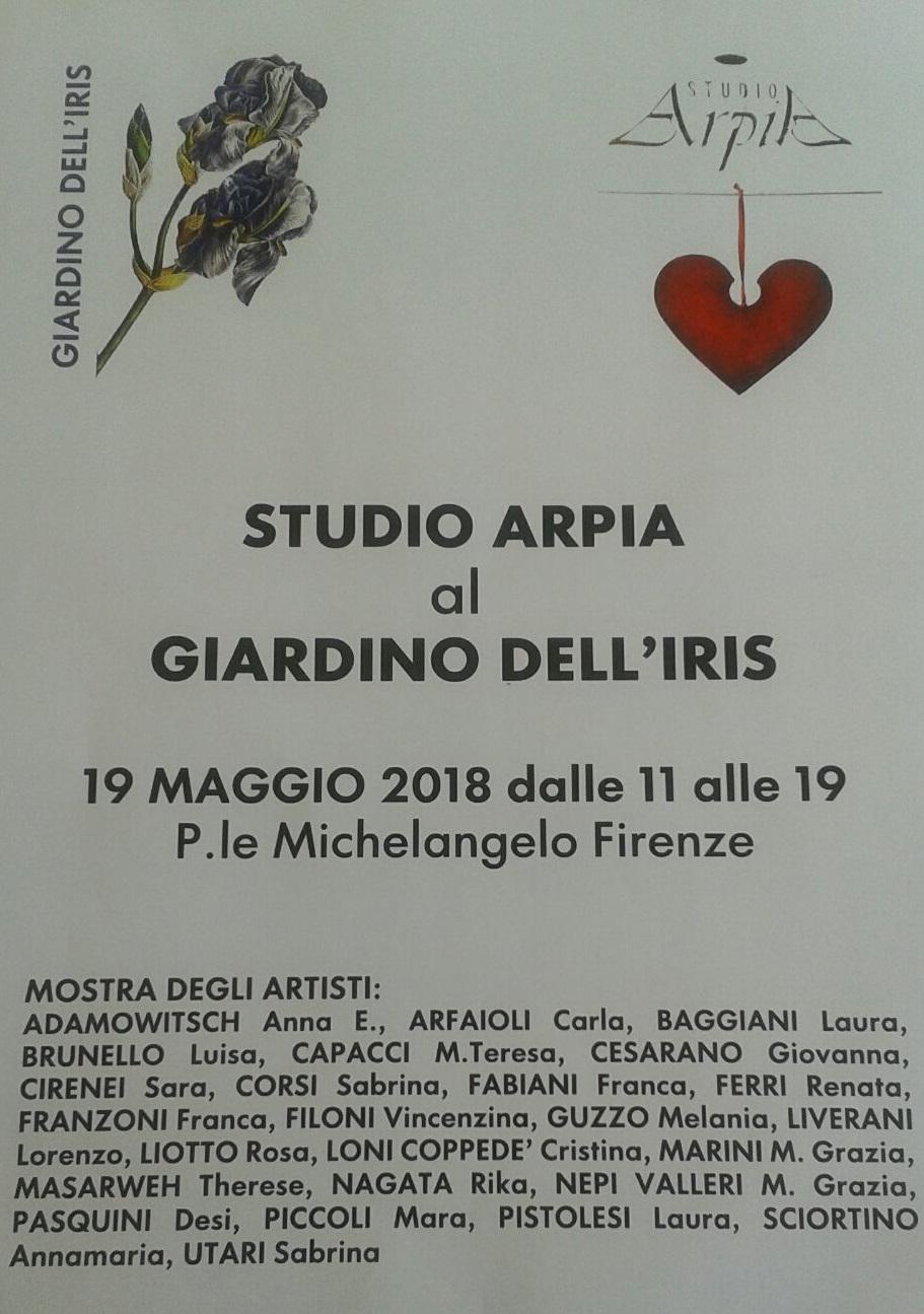 STUDIO ARPIA al GIARDINO DELL'IRIS