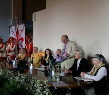 Sabato 12 maggio 2018 – Cerimonia di Premiazione del 60° Concorso Internazionale e Vincitori