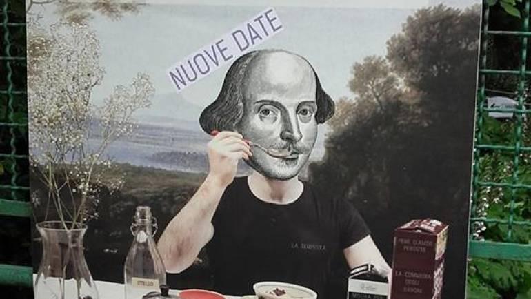 Shakespeare a colazione: nuove date!