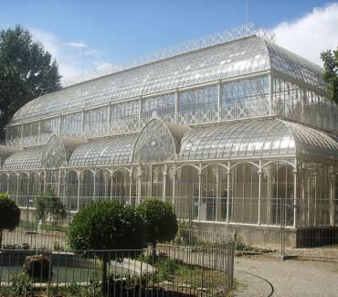 Mostra autunnale di piante e fiori
