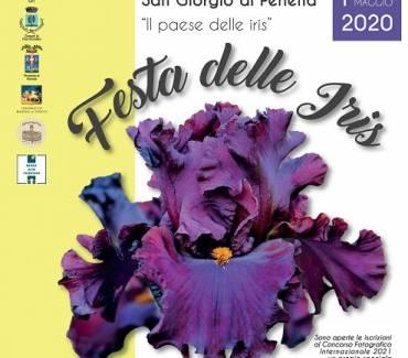 """""""Festa dell'Iris"""" a San Giorgio di Perlena (VI) – 1 Maggio 2020"""