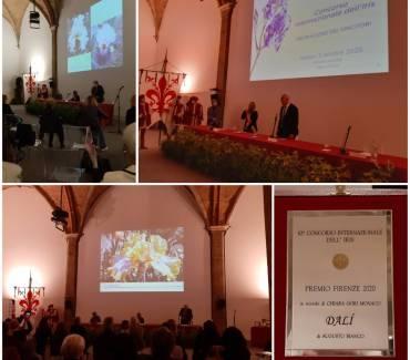 Cerimonia di Premiazione del 62° Concorso Internazionale dell'Iris