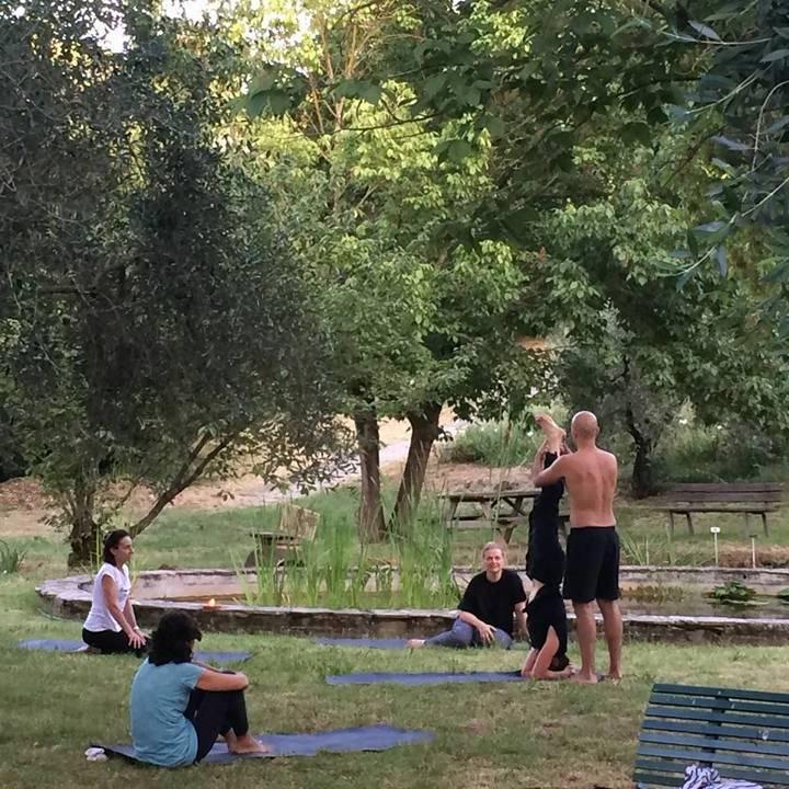 Eventi - yoga - garage