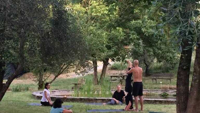 Yoga al Giardino!
