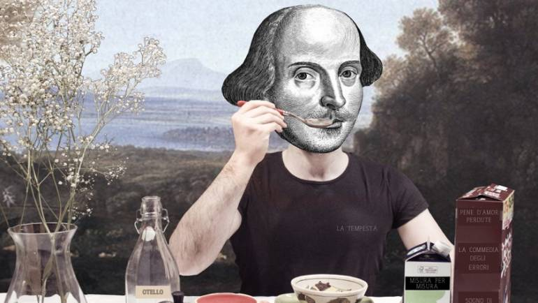 Shakespeare a colazione